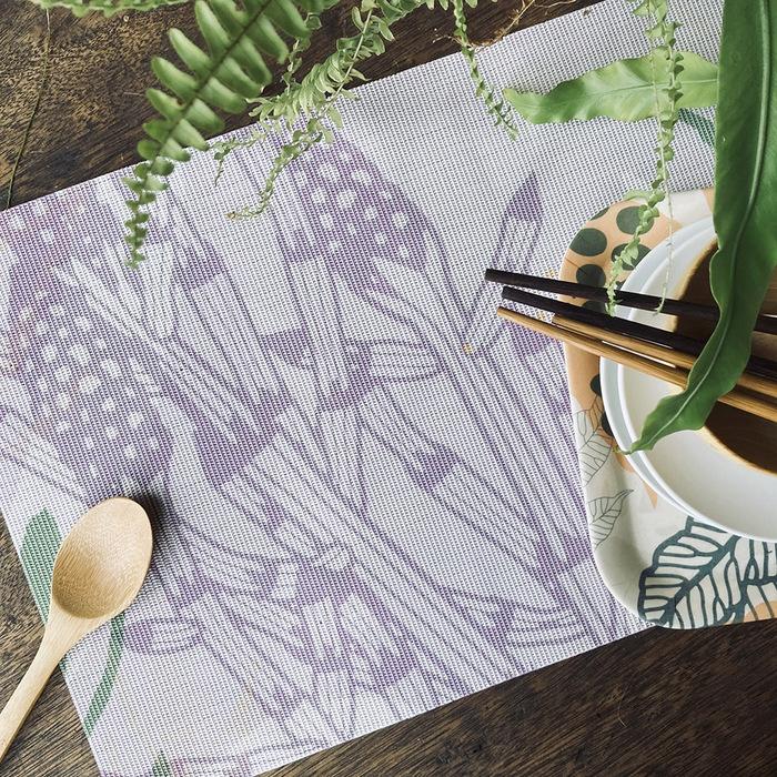 (複製)FERN ONLY|蕨類風景餐桌墊2.0-筆筒樹