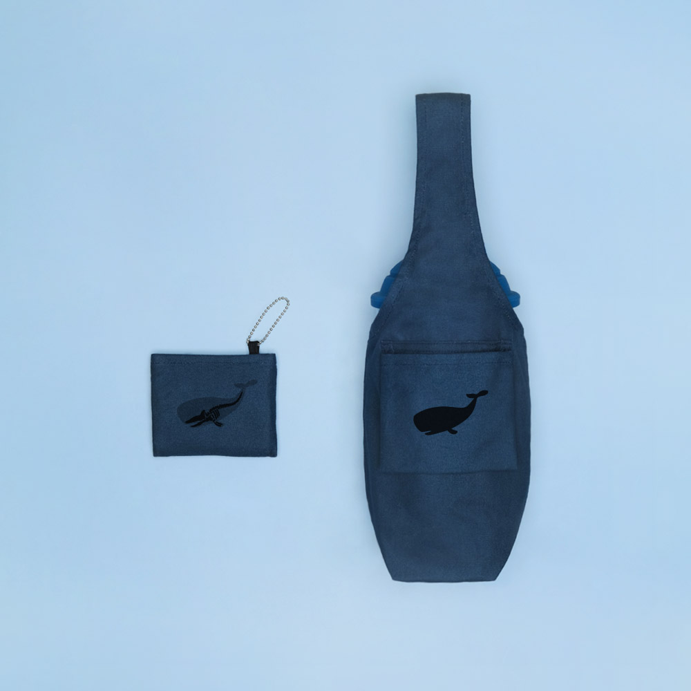 YCCT 環保飲料提袋包覆款 - 摩艾小魔女 (10色可選)