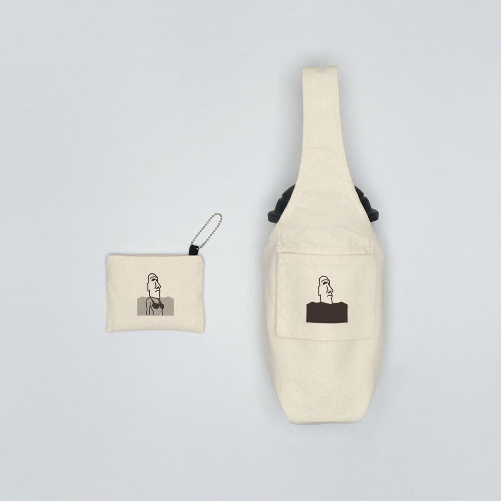 YCCT|環保飲料提袋包覆款 - 企鵝 (10色可選)
