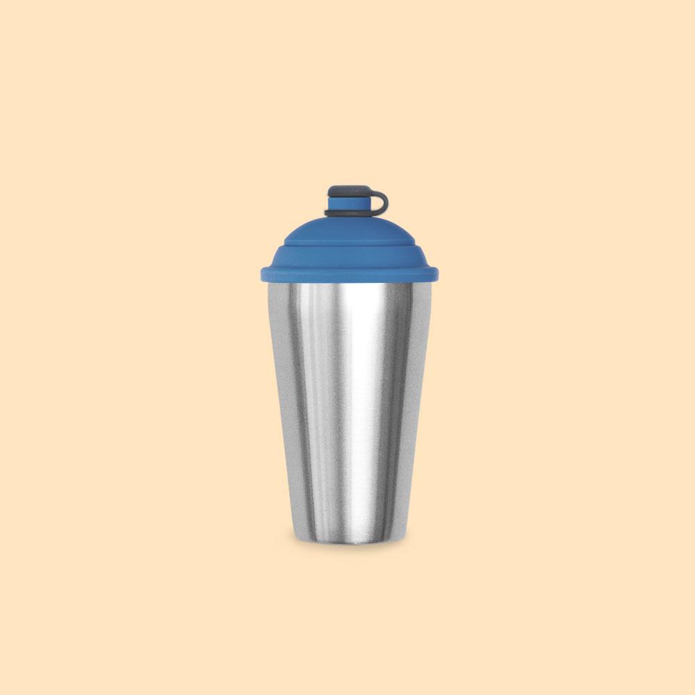 YCCT|速吸杯 550ml - 青墨藍