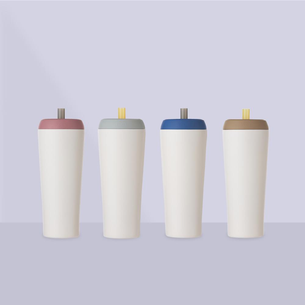 YCCT|速吸杯2代 720ml + 550ml (顏色任選)【2入組合優惠】