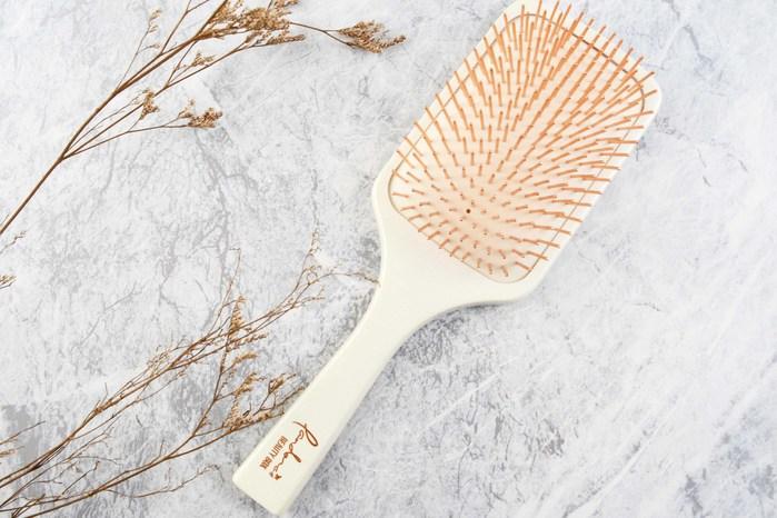 【防疫特別養護組】日本專利護髮梳+Rosé銅離子頭皮養護梳(兩色)