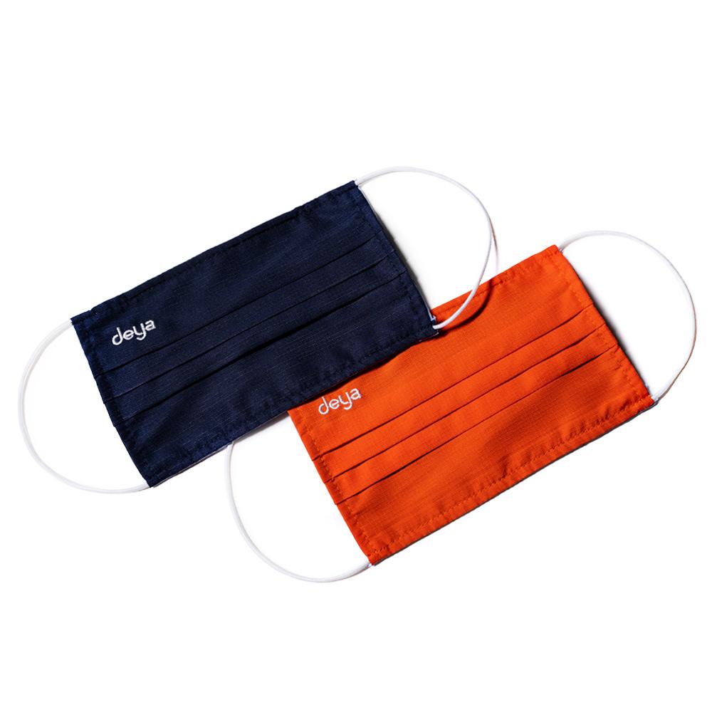 deya|防疫雙功能口罩套 - 三色可選(台灣製)