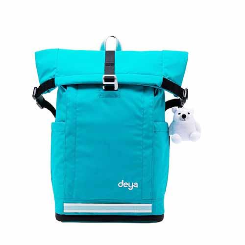 deya|海洋回收捲式機能淨灘背包(大) - 兩色可選