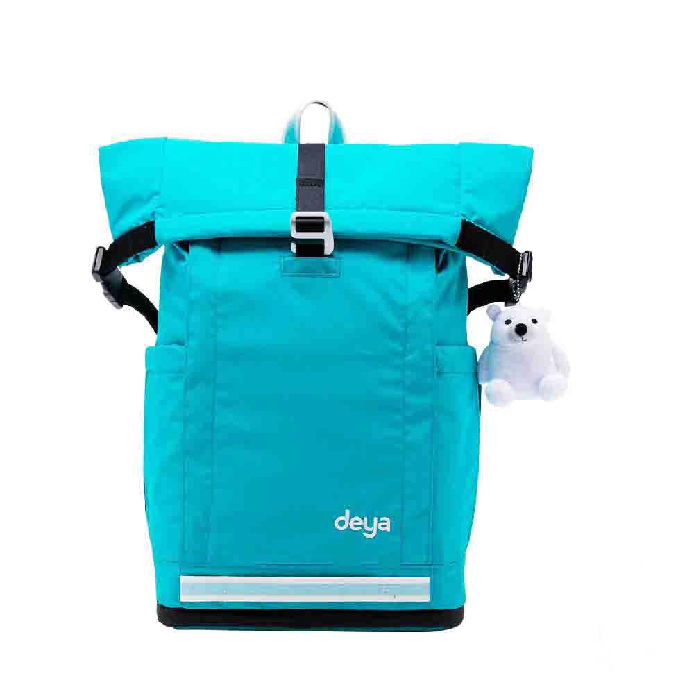 deya 《國家地理》雜誌1年12期+deya海洋回收捲式機能淨灘背包(大)