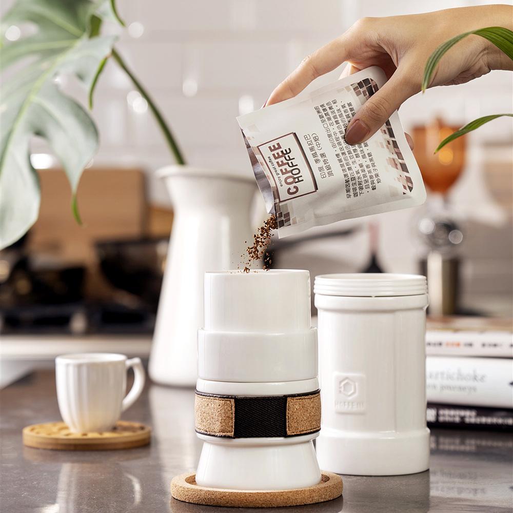 HOFFE COFFEE|HOFFEE III 好茶咖啡壺