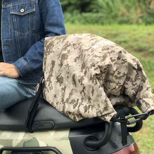 UGET2|ROROBAG 捲捲帽包 (沙漠迷彩)