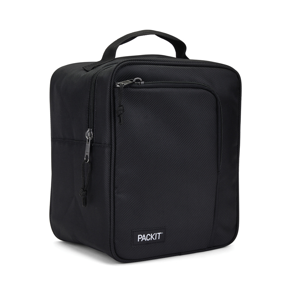 PACKIT|冰酷 通勤冷藏袋(黑武士)