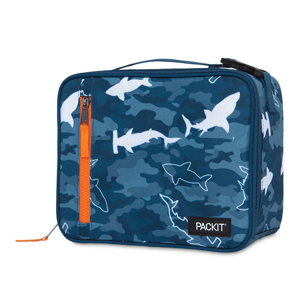 PACKIT 冰酷 經典冷藏袋(鯊魚樂園)
