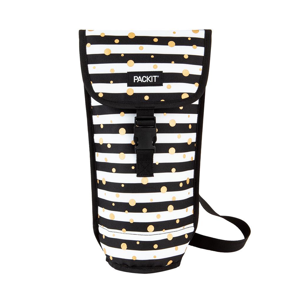 PACKIT|冰酷 品酒單瓶冷藏肩背袋(星光饗宴)