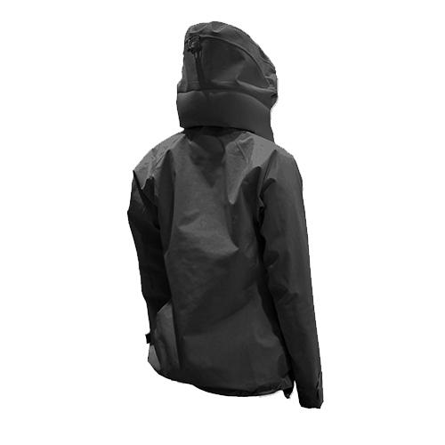 AirOgo Pilloon 多用途內附頸枕旅行外套 (男款) - 太空黑