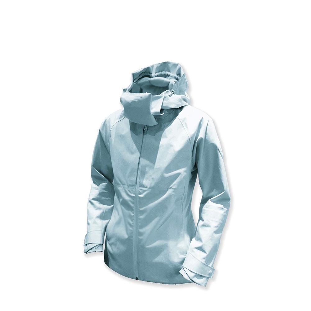 AirOgo|Pilloon 多用途內附頸枕旅行外套 (男款) - 霧霾藍