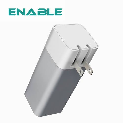 ENABLE|台灣製造 Traveler+ 10050mAh Type-C 快充 旅充式行動電源