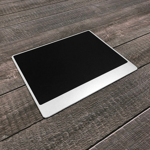 ENABLE 靜音防水抗污 鋁合金滑鼠墊 (一般版)