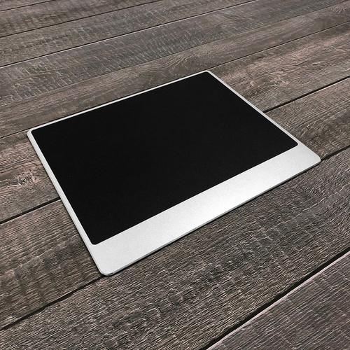 ENABLE|靜音防水抗污 鋁合金滑鼠墊 (加大版)