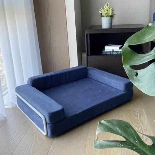 LINGO|多功能寵物床 (沈靜藍)
