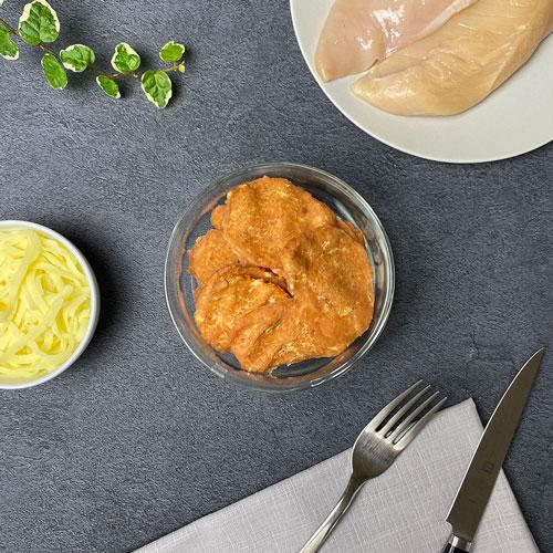 LINGO|起司雞肉餅 天然手工寵物零食