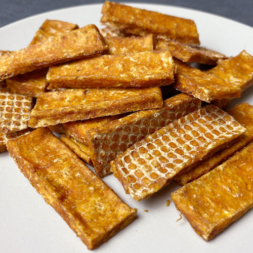 LINGO 南瓜雞肉方塊酥 天然手工寵物零食