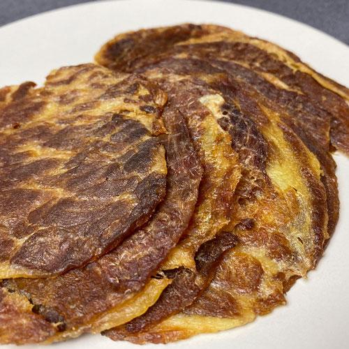 LINGO|原味牛肉片 天然手工寵物零食