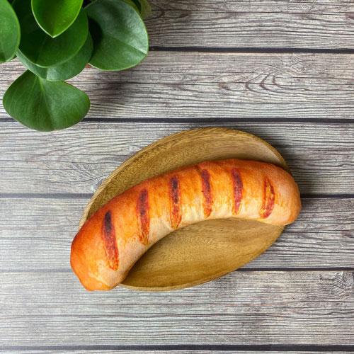 LINGO|絨毛仿真香腸 寵物玩具