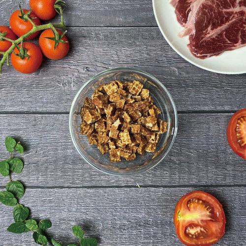 LINGO|番茄牛肉丁 蔬果肉丁拌飯