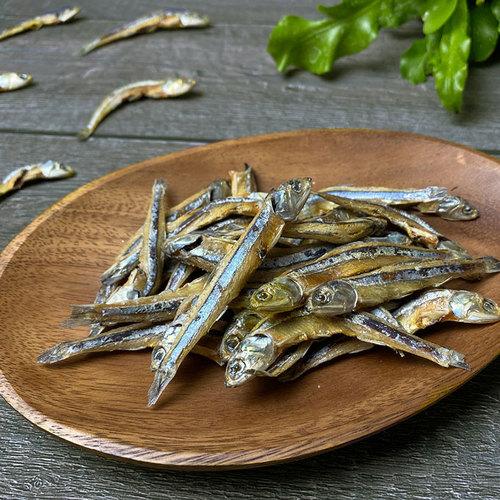 LINGO|海味丁香魚 天然鈣質 無鹽添加