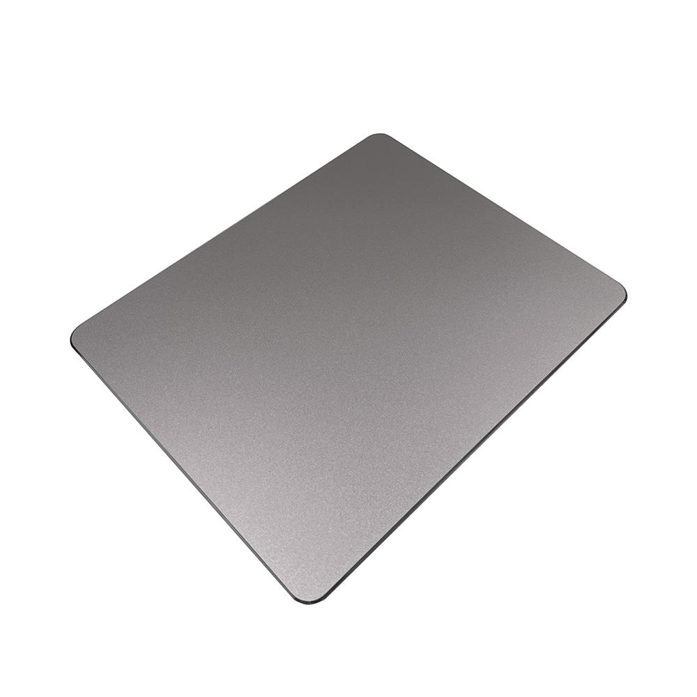 ENABLE 極簡 鋁合金滑鼠墊 (冬夏雙面設計)