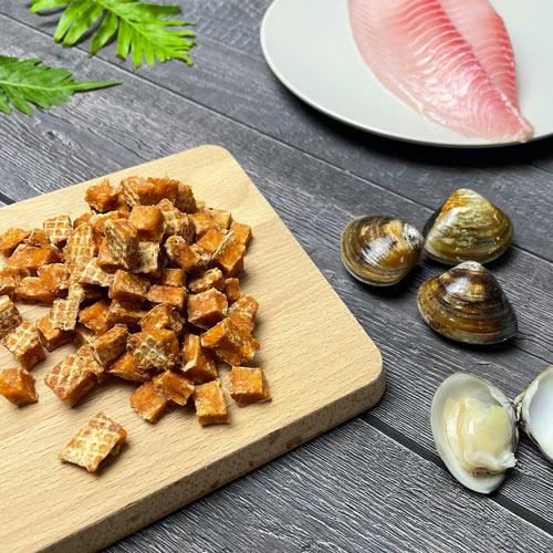 LINGO|蛤蜊鯛魚丁 鮮味肉丁拌飯