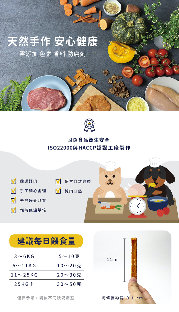 (複製)LINGO 迷迭香雞脆片 天然手工寵物零食