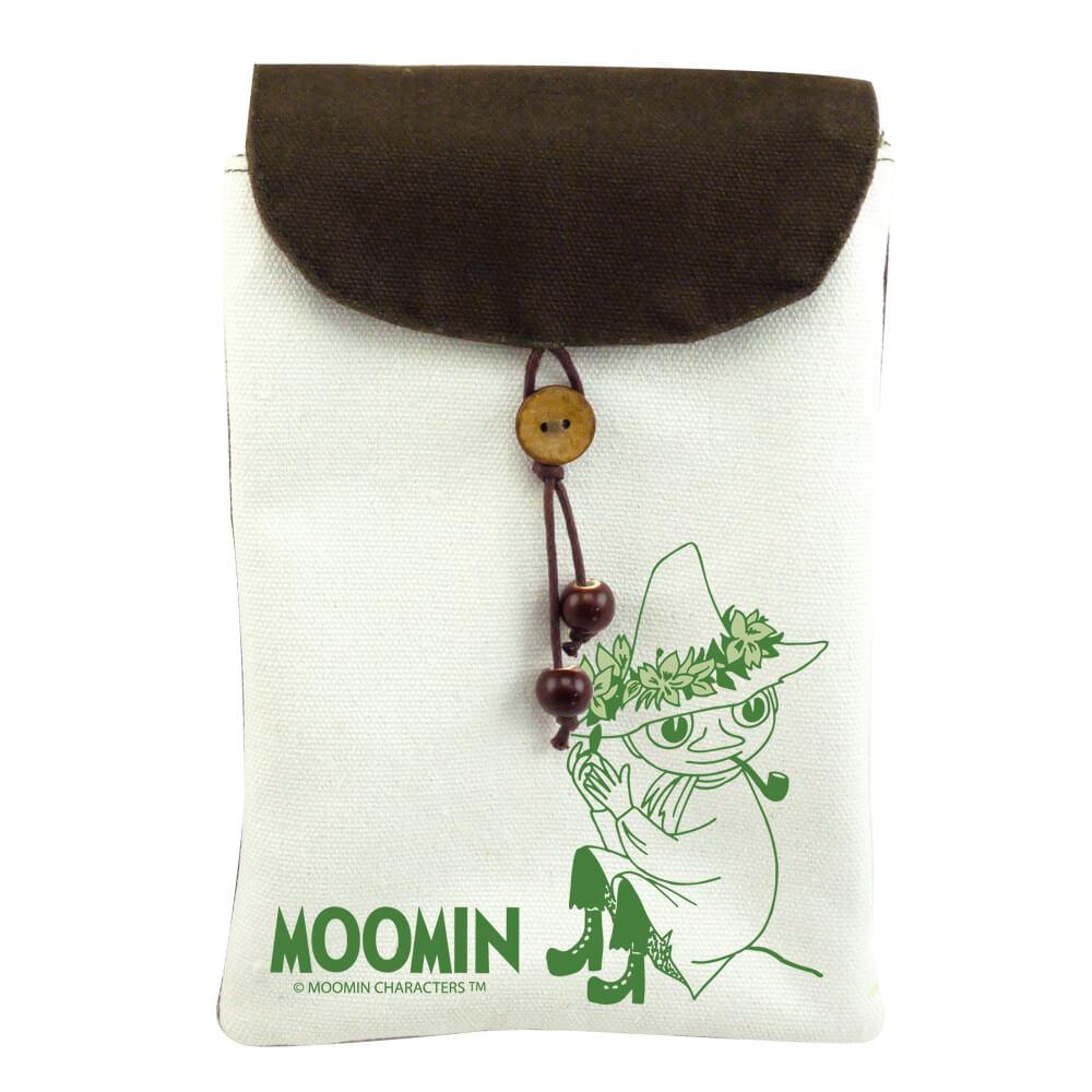 YOSHI850|嚕嚕米正版授權:手機袋【Snufkin】(肩背)