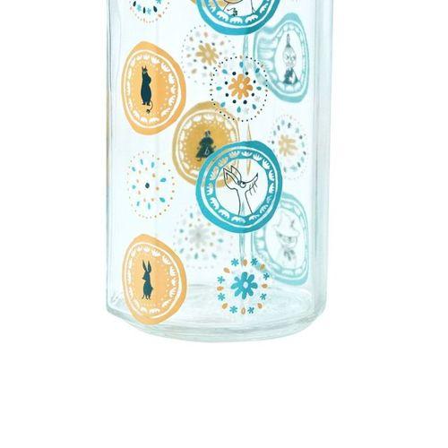 我適文創|MOOMIN嚕嚕米 夏日玻璃冷水壺