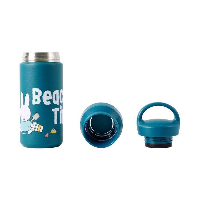 我適文創|MIFFY米飛兔 磨砂保溫瓶 -紅/藍/白