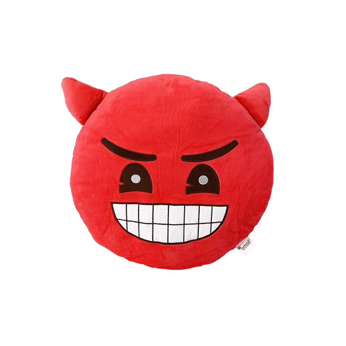 我適文創 emoji 表情符號 32cm多功能抱枕 午睡枕 多款式