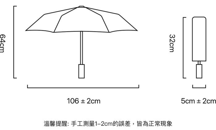 KUAIZI 筷子傘 | 地表上最【 堅不可摧 】的折疊傘