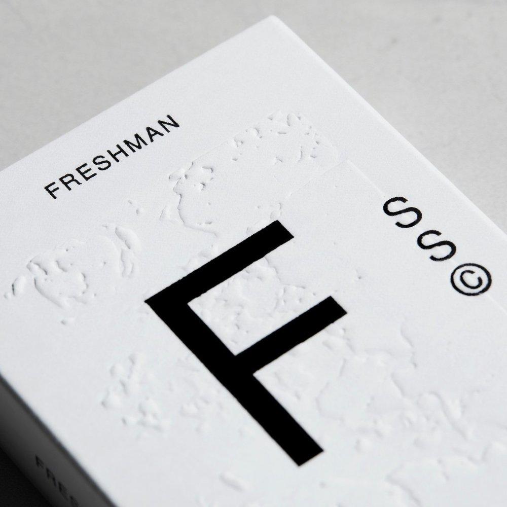 Solid State|固態香水 -FRESHMAN 新生者