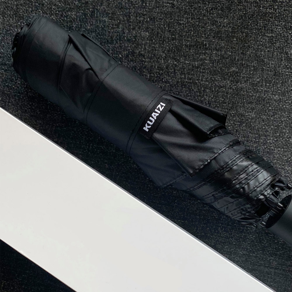KUAIZI 筷子傘 世界首創全方位防護自動折疊傘(9色任選)