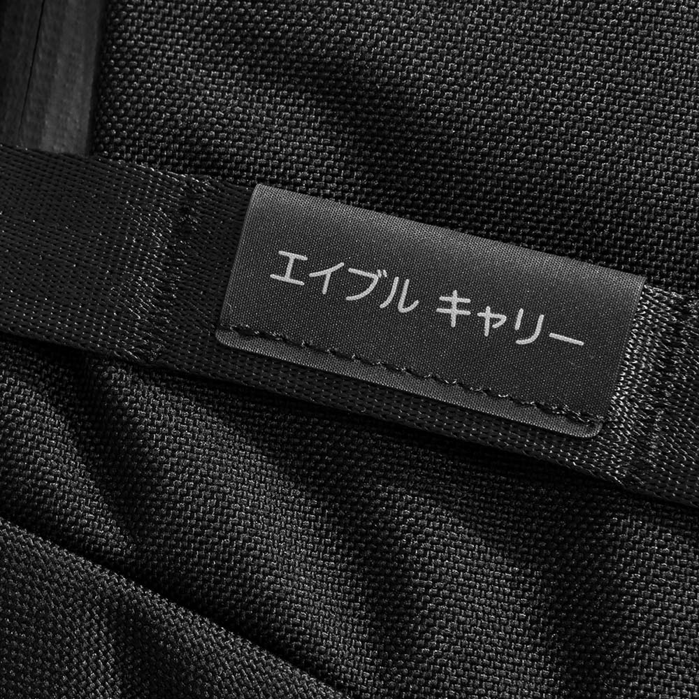 Able Carry|Daily 無重力後背包(CORDURA) 日本版
