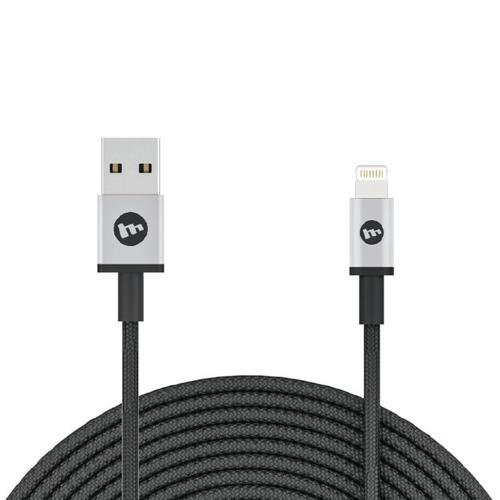 mophie|USB-A to Lightning 3M 編織充電線