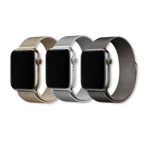 VAP|Apple Watch 米蘭錶帶 40/38mm適用 (短版)
