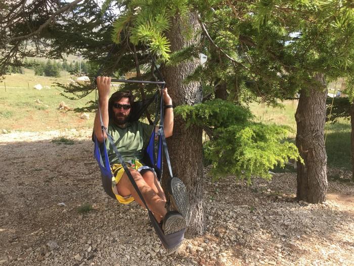 ENO|Air Pod Hanging Chair 輕量懶人躺椅
