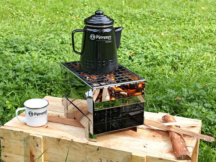 Petromax Firebox 不鏽鋼柴爐(小)