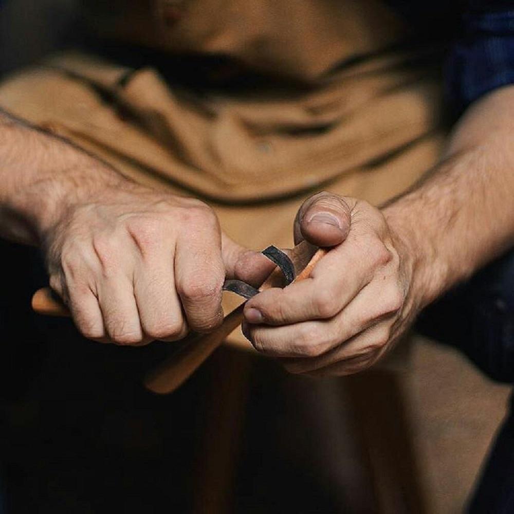 MORAKNIV|Wood Carving Hook 162S 不鏽鋼彎勾木雕刀(原木色)
