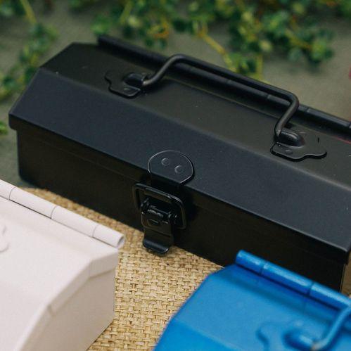 TOYO|Y-12BK COBAKO 12cm小箱/工具盒 日本製(黑)