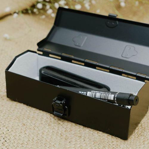 TOYO|Y-14BK COBAKO 14cm小箱/工具盒 日本製(黑)