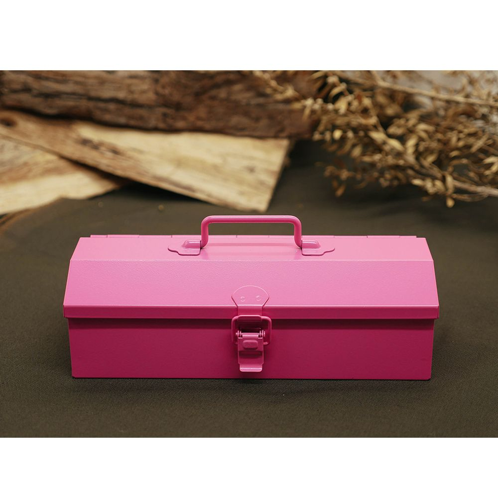 TOYO COBAKO 20cm小箱/工具盒 日本製(粉紅)