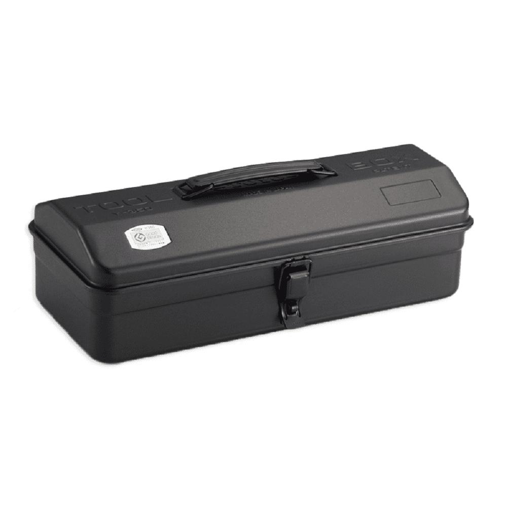 TOYO Y-350 提把山型工具箱 36公分(黑)