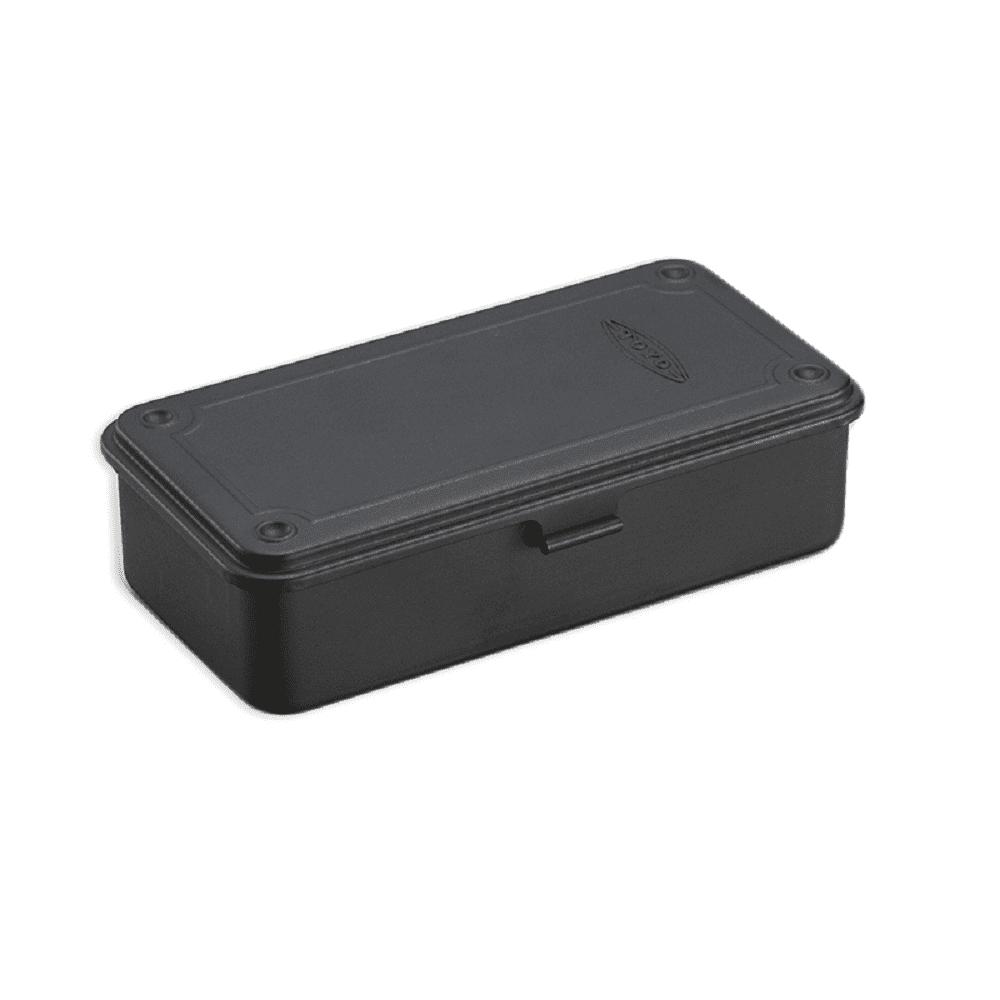 TOYO|T-190 方型工具箱(黑)