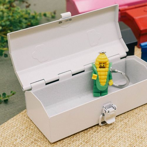 TOYO|Y-12W COBAKO 12cm小箱/工具盒 日本製(白)