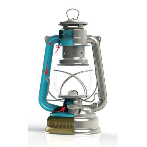Feuerhand|Baby Special 276 古典煤油燈 火手燈 (純白)
