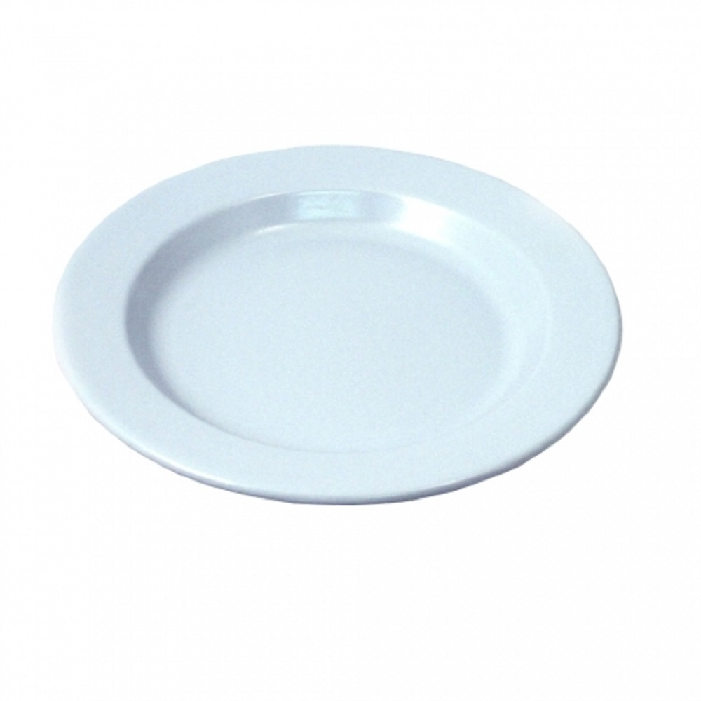 Platchamp|日本製琺瑯餐盤 25cm 水藍
